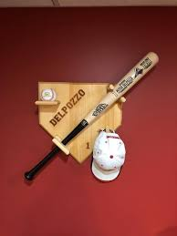 baseball bat display