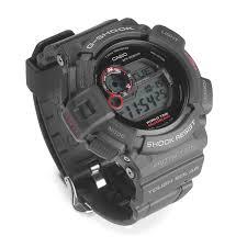 Casio G Shock Size Chart Casio G Shock Mudman Watch
