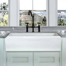 collection white inch single bowl rectangle farmhouse kitchen sink latoscana ltw2718w fireclay
