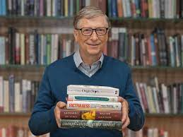 Five books Bill Gates thinks you should read this summer — Quartz