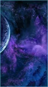 Galaxy Neon Wallpaper ...