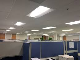 office led lighting upgrade