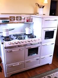 reion vintage refrigerator retro style kitchen appliances antique refrigerator reion stove and 3 retro reion fridges