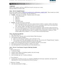 Usable Resume Templates Usable Resume Templates Fred Resumes 5