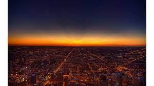 3840x2160, City Nights 4k Sunset ...