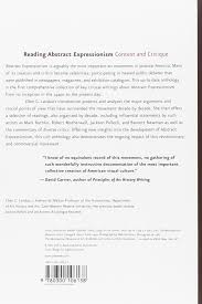 reading abstract expressionism context and critique ellen g reading abstract expressionism context and critique ellen g landau 9780300106138 com books