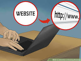 advertising a cleaning business 3 ways to advertise a cleaning business wikihow