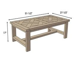 average coffee table sizes comfy height of tables beautiful in addition to 4