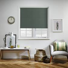 trendy office designs blinds. Contemporary Office Bermuda Plain Dark Green Swatch And Trendy Office Designs Blinds E