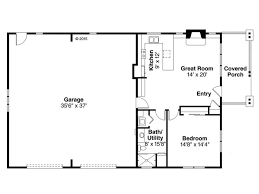 Garages With Apartment Floor Plans At EPlanscom  Garage ApartmentsGarage With Apartment Floor Plans