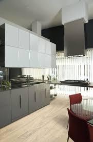 Modern Grey Kitchen Cabinets Kitchen Mini Kitchen Units Nice Grey Contemporary Minimalist