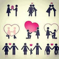 cute love couple cartoon whatsapp dp