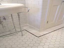 white tile bathroom flooring. Perfect Bathroom White Tile Bathroom Floor New With Regard To 14 Cuboshost Com Decorations 7 Throughout Flooring O