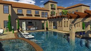3d swimming pool design software. 3D Swimming Pool Design Software Tuscan Estate 3d