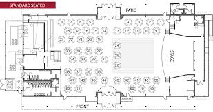 Norris Penrose Event Center Seating Chart Special Event And Concert Seating Charts Boot Barn Hall