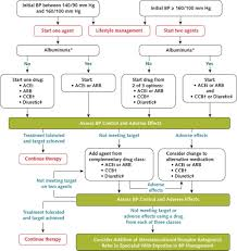Ada Medication Chart Review Of 2018 Ada Guidelines Hypertension In The Context