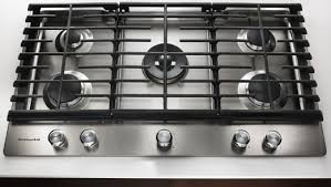 30 5 burner gas cooktop. Beautiful Gas KCGS950ESS KitchenAid 30u0027u0027 5Burner Gas Cooktop With Griddle U0026 Dual Ring  Burner  Stainless Steel For 30 5 I