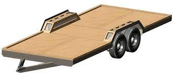 plans do it yourself trailers