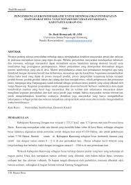 pdf pengembangan ekonomi kreatif untuk