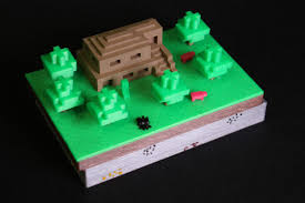 Minecraft Pictures To Print Minecraft And 3d Print Prusa Printers