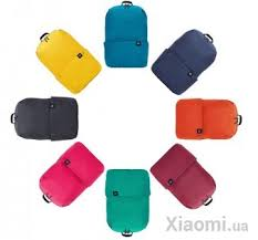<b>Рюкзак Xiaomi Mi Colorful</b> Small Backpack Pink купить в Киеве ...