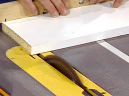 cut laminate properly for smooth edge