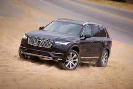 Volvo North America Volvo Xc90 Looks Like A Shoo In To Win 2016 North American Truck