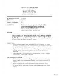 Retail Security Officer Resume Examples Templates For Guardective
