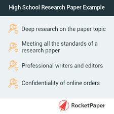 writing a research essay research paper for high school students rocketpaper net