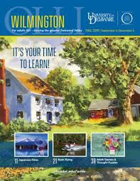 Ud Osher Wilmington Catalog Fall 2019 By University Of