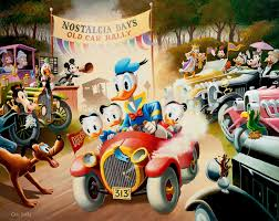 donald duck a 1934 belchfire runabout 1984 carl barks this was the first ever
