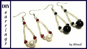 Beaded Earring Patterns For Beginners Unique Decorating Design
