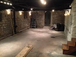 lighting ideas for basement. Image Of: Simple Ideas For Unfinished Basement Lighting S