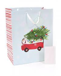 christmas tree gift bags lot santa claus xmas candy bag merry 2019 new year favors
