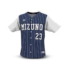 California Pro Sports Team Catalogs Mizuno Uniform And Glove Builder