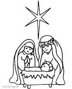 Small Picture Bible Coloring Pages Christian pictures to color