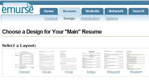 Top 5 Free Resume Hosting Websites emurse