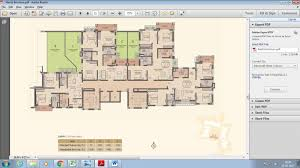 surya 1st floor plan