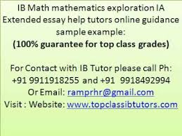 ib mathematics exploration math ia internal assessment hl sl ib mathematics exploration math ia internal assessment hl sl studies