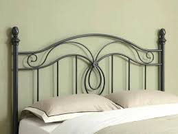 wrought iron headboard king. Fine Wrought Full Size Of White Wrought Iron Headboard King Twin Double Bedroom Black  Metal Sale Bedrooms Licious To L