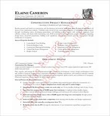 Construction Resume Templates Best of Canadian Resume Template Free Best Resume Examples Construction
