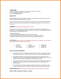 6 Professional Summary For Career Change Career Change Resume