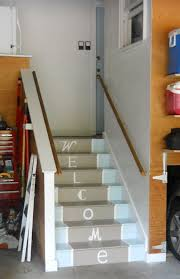 stairs from garage to house. Wonderful From For Stairs From Garage To House F