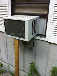 air conditioning window. air conditioning tips and trivia window d
