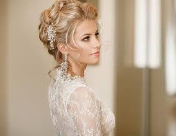 Svatební účesy Pro Dlouhé Krátké A Střední Vlasy Fotografie účesů