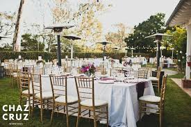 Rectangle Tables Wedding Reception Emily Jeremys Modern Handcrafted Wedding At The Inn At