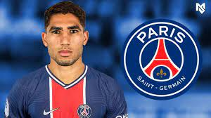 Achraf Hakimi 2021 - Welcome to PSG OFFICIAL - Insane Speed, Goals &  Assists HD - YouTube