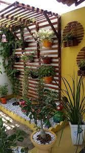 vertical garden diy house plants decor