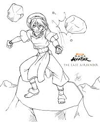 Small Picture Avatar Movie Coloring Pages AZ Coloring Pages Anime Art