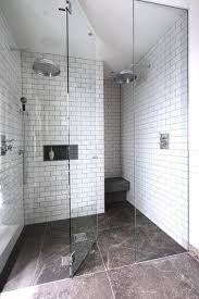 Small Picture Beautiful Bathrooms With Double Shower For Extra Pleasure